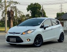 2013 Ford Fiesta 1.5 Sport รถเก๋ง 5 ประตู