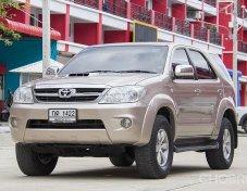 ปี 2005 Toyota Fortuner 3.0 G SUV MT 4WD