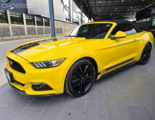 2017 Ford Mustang EcoBoost รถเก๋ง 2 ประตู