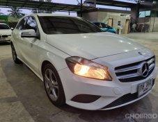 2013 จด ปี 2015 Mercedes-Benz A180