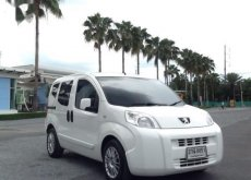 2013 PEUGEOT BIPPER รับประกันใช้ดี