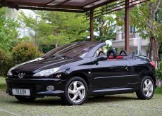 2003 PEUGEOT 206 รับประกันใช้ดี