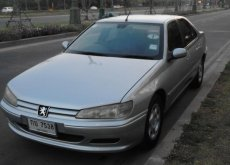 1999 PEUGEOT 406 รับประกันใช้ดี