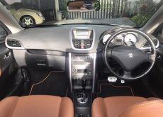 2008 PEUGEOT 207 รับประกันใช้ดี
