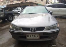 2001 PEUGEOT 406 รับประกันใช้ดี