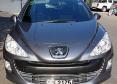 2011 PEUGEOT 308 รับประกันใช้ดี