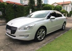 2012 PEUGEOT 508 รับประกันใช้ดี