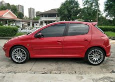 2006 PEUGEOT 206 รับประกันใช้ดี
