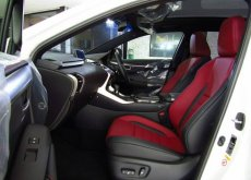 Lexus Nx300h F-sport 2.5 hybrid Awd Top
