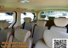 ราคา 799,000 บาท   HYUNDAI H1 2.5 EXECUTIVE AT ปี2013 ** รถเข้าใหม่ โดยสารได้เยอะ สภาพนางฟ้า **