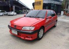 ขายรถ PEUGEOT 306 XR 1999 ราคาดี