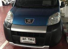 2012 Peugeot BIPPER van