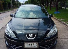 2013 PEUGEOT 408 รับประกันใช้ดี