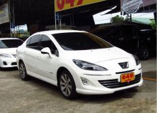 2016 PEUGEOT 408 รับประกันใช้ดี