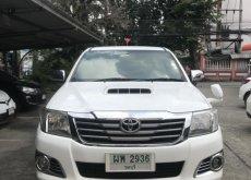 2012 Toyota Hilux Vigo E cabriolet