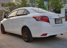 2014 Toyota VIOS G sedan