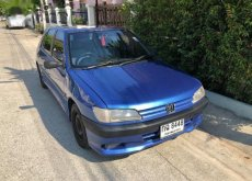 1999 PEUGEOT 306 รับประกันใช้ดี