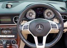 2012 Mercedes-Benz SLK250 Sport cabriolet