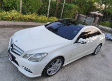 2014 Mercedes-Benz E200 CGI BlueEFFICIENCY 1.8 W207 (ปี 10-16) Sport Coupe AT