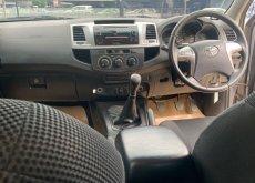 2014 Toyota Hilux Vigo Double Cab E Prerunner VN Turbo TRD pickup