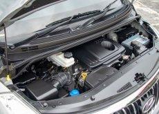 ออกรถ0บาท ฟรีดาวน์ฟรีประกัน HYUNDAI H-1 2.5 ELITE AT ปี 2016 (รหัส 4S-99)