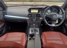 2011 Mercedes-Benz E250 Avantgarde coupe