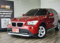 ขายรถ 2012 BMW X1 2.0 E84 (ปี 09-15) sDrive18i SUV AT