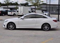 Benz E200 Coupe Facelift ปี 2013