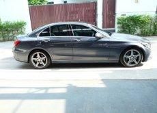 2015 Mercedes-Benz C300 Blue TEC HYBRID hatchback