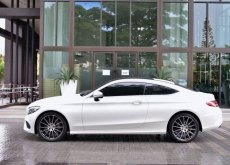 Mercedes-Benz C250 AMG Dynamic Coupe ปี 2016