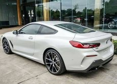 New BMW 840d Series 8 Coupe xDrive