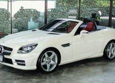 Mercedes-Benz SLK200 AMG Dynamic 2014