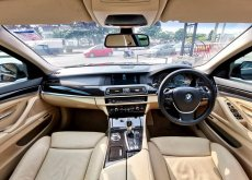 📢📢2012 BMW SERIES 5, 523iA โฉม F10 สีดำ เครื่องยนต์เบนซินเทอโบ ฟูลออฟชั่น