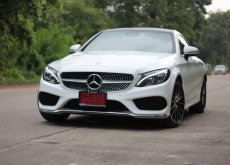 Benz C250 coupe AMG ปี16