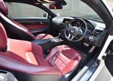 Benz E200 AMG COUPE 7G Daylight ตรง ปี 2012
