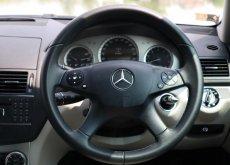 2010 Mercedes-Benz W204 C200 KOMPRESSOR AT