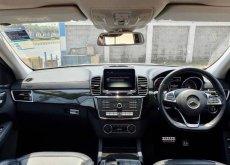 BENZ GLE500e 4MATIC AMG DYNAMIC W166 เครื่องยนต์ เบนซิน-ไฟฟ้า 7Speed รุ่นTOPสุด รถออก9/2016