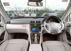 2006 Mercedes Benz C230 Kompressor Facelift W203 สีเทา