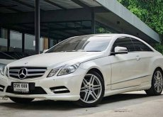 Benz E200 Coupe AMG Package 7 speeds ปี13
