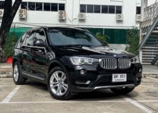 BMW X3 xDrive20d Highline Lci โฉมใหม่แล้ว (F25) ปี 2015 TOP ใช้งานน้อย