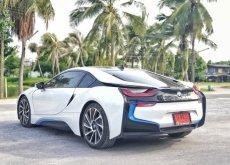2018 BMW I8 Hybrid coupe
