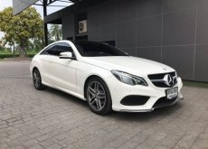 MERCEDES BENZ E 200 W207 รุ่น 2.0 AMG DYNAMIC Coupe AT ปี 2014