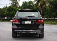 Benz GLE250D 4Matic Exclusive ปี 2016