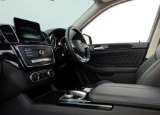 2016 Benz GLE500e AMG