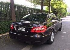 รถบ้านฝากขาย BENZ E200 Avantgarde ปี2011