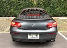 Mercedes Benz C43 AMG เป็นตัวประกอบนอก ปี 2016
