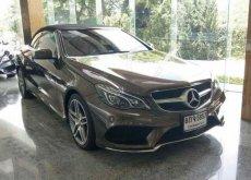Mercedes E200 cabiolet 2015