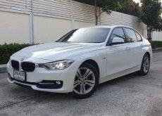 BMW 320D URY F30 ปี 2014 ดีเซล