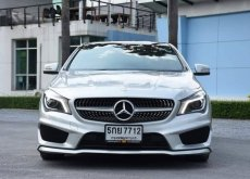 Benz CLA250 AMG Dynamic ปี 16