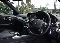 Mercedes Benz E300 Bluetec Hybrid ปี 2015